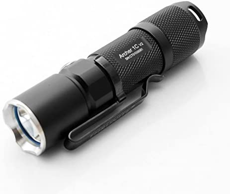 ThruNite Archer 1C V2 NW Reliable CR123 Flashlight, Neutral White