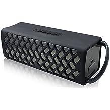 NUU Wake Waterproof Bluetooth Speaker (Gray)