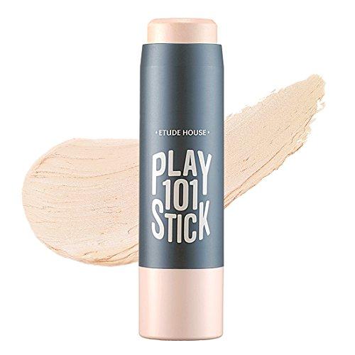 Play Foundations (Etude House,Play 101 Stick Foundation Fair 7.5g)