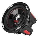 Boss Audio Phantom 10 Inch 2100 Watt DVC 4 Ohm Deep Bass Car Subwoofer | P106DVC