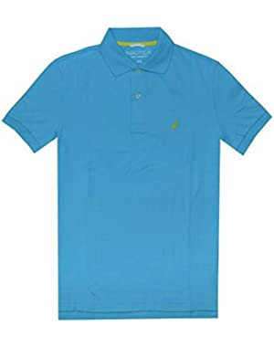 Classic Fit Polo Shirt , Light Blue