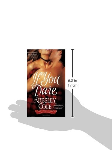 If You Dare Kresley Cole Pdf