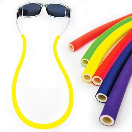 Toobies 1 Sunglass Line Retainer Keeper Strap Cord Sunglasses String Holder Rubber ()
