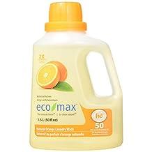 Eco Max Laundry Products-2X Orange Laundry Wash