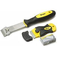 Titan Tools 17002 2-Piece Multi-Purpose Razor Scraper Set...