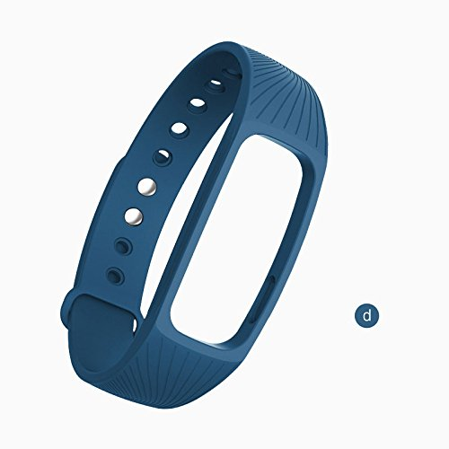 Amazon.com: Cewaal Replacement Wristband Silicone Soft ...