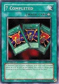 (Yu-Gi-Oh! - 7 Completed (PSV-004) - Pharaohs Servant - 1st Edition - Common)