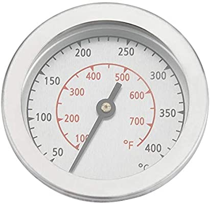 Compra TOPINCN termómetros para Horno, 100~700 °F, termómetro para ...