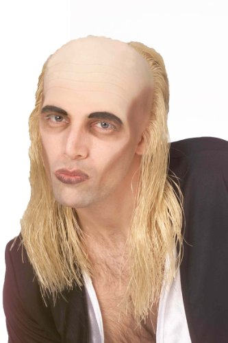 [Forum The Rocky Horror Picture Show Riff Raff Wig, Blond, One Size] (Male Costumes Rocky Horror)