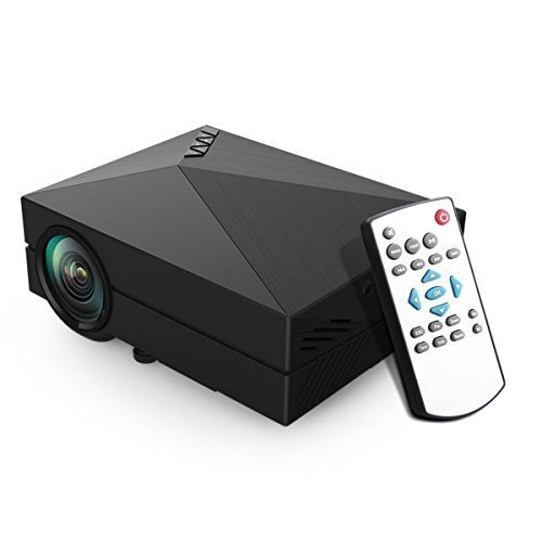 ChiTronic GM-60 Full Color 130 Inch 1000 Lumens 800480p Portable Home