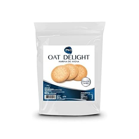 Galletas de avena light