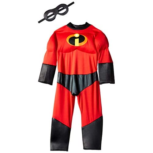 Incredibles 2 Classic Dash Muscle Costume for Toddlers