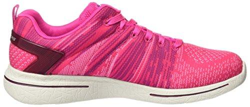 Skechers Vrouwen Barsten 2,0 Hot Pink