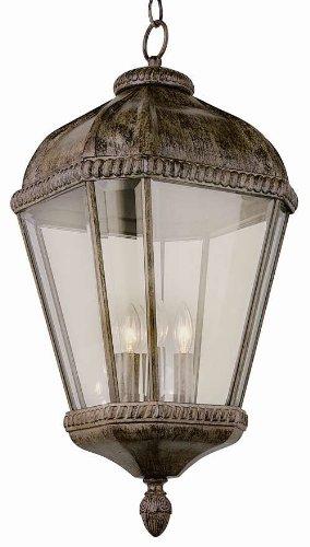 Trans Globe Lighting 5155 BRT Outdoor Covington 22.25