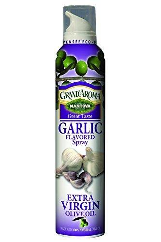 Collection Mantova (Mantova Extra Virgin Olive Oil  Garlic Spray)