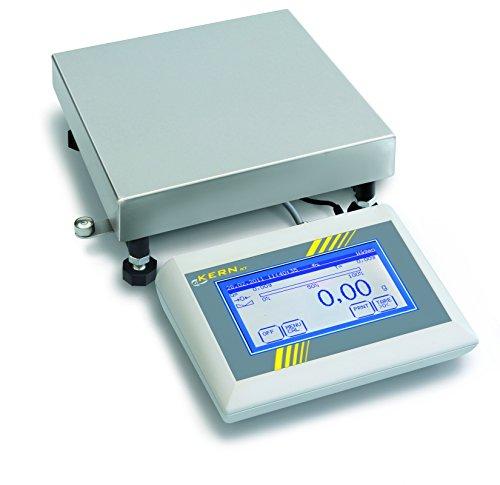 For Demand wiph6m Serie IKT Bilancia da piattaforma, 1g valore di omologazione, 315mm Lunghezza x 305mm larghezza x 75mm altezza, 20g–6kg scuola di pesaje, 1g graduati