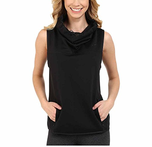 Nike Women's Therma-Sphere Max Training Vest (XL, Black) Nike Winter Vest