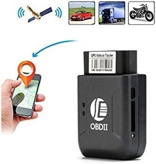 GPS Tracker Winnes OBD2 Traceur GPS Suivi en Temps r/éel Noir OBDII Traqueur pour Voiture V/éhicule Syst/ème de pistage avec Geo-cl/ôture