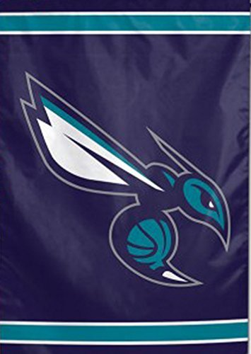 NBA Charlotte Hornets Garden Flag 12.5 x 18 inches by WinCraft