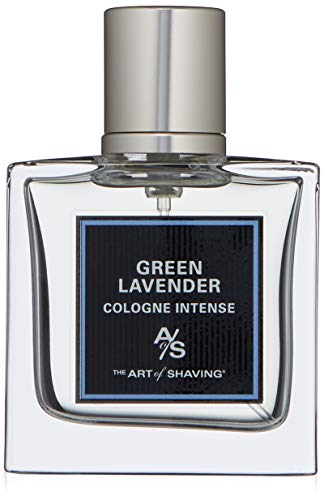 - The Art of Shaving, Cologne Intense, Green Lavender, 1.0 oz.
