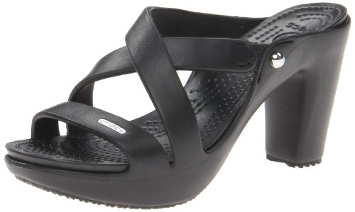 7110e339b8 Crocs Women's Cyprus IV Heel - Import It All