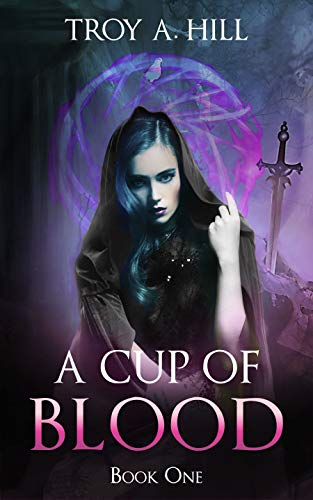 A Cup of Blood: Medieval Urban Fantasy in Post Arthurian Britain