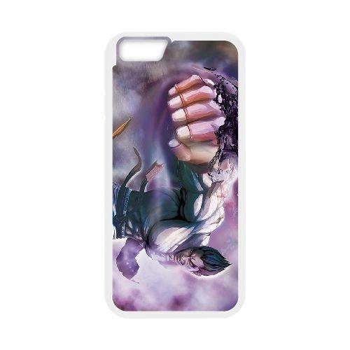Street Fighter X Tekken 6 coque iPhone 6 4.7 Inch cellulaire cas coque de téléphone cas blanche couverture de téléphone portable EEECBCAAN03876