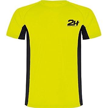 Camiseta técnica de pádel 2H Wing Man: Amazon.es: Deportes y ...