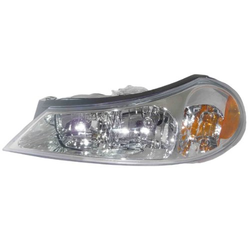 (Mercury Mystique Replacement Headlight Assembly - Driver Side)