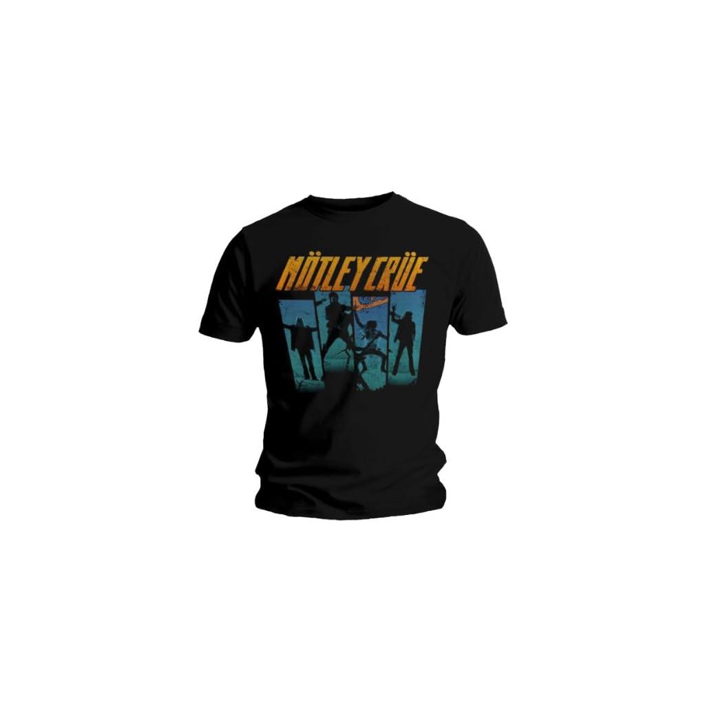 Motley Crue Camiseta