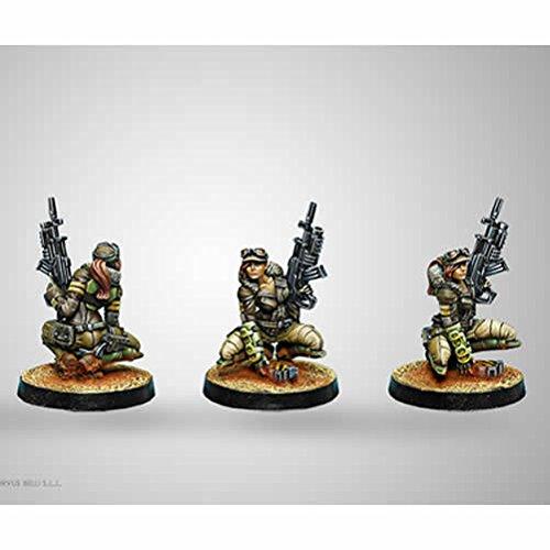 Rifle Grenade Launcher - Infinity: Haqqislam Hunzakuts (Rifle and Light Grenade Launcher)