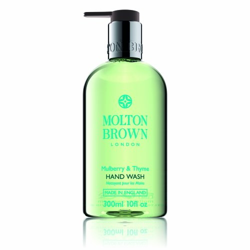Molton Brown Hand Wash, Mulberry and Thyme, 10 oz.