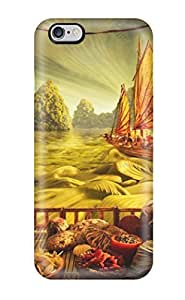 New Fashionable DayLife Cover Case Specially Made For Iphone 6 Plus(food Landscapes)