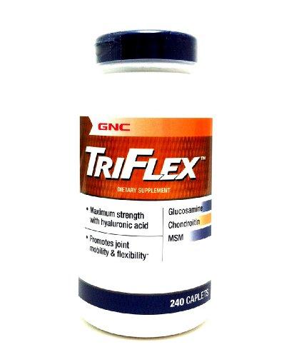 GNC TriFlex-glucosamine, chondroïtine, MSM, 240 Comprimés