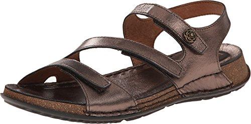 La Plume Women's Maple Pewter Shoe