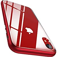 Maxevis Precore Series Clear Protective Bumper Dual Layer iPhone XR Case