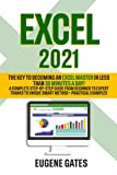 Excel 2021: The Key To Becoming an Excel Master in