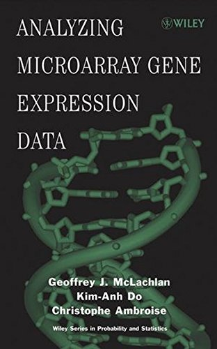 Analyzing Microarray Gene Expression Data (Wiley Series in Probability and Statistics)