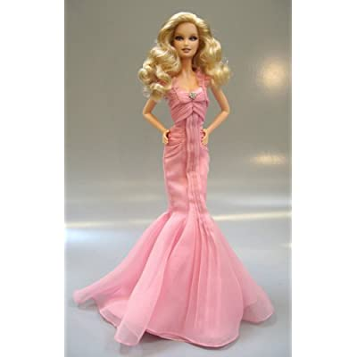 Barbie - Pink Hope Barbie Doll BFC Robert Best: Toys & Games