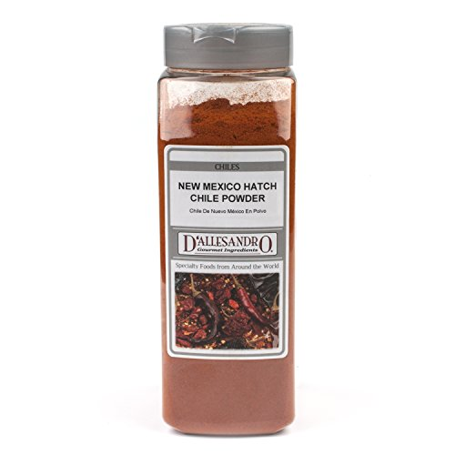 Red New Mexico Hatch Chile Powder , 18 Ounce Jar ()