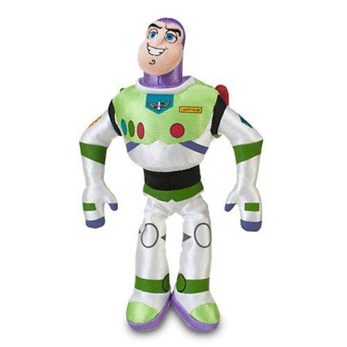 (Disney Buzz Lightyear Plush - Mini Bean Bag 10'')