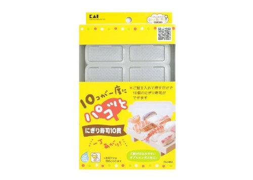 Kai FG5053 Chuboos Nagiri Sushi Press by Kai (Image #4)