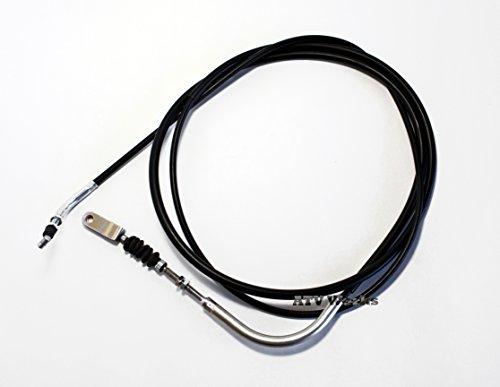 KAWASAKI MULE 2510, 3010, 4010 Diesel Throttle Cable New OEM # (New Mule 3010 Diesel)