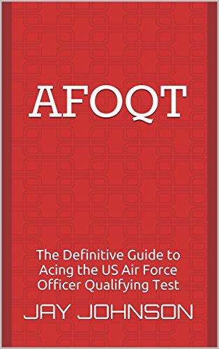 AFOQT Definitive Guide Officer Qualifying ebook product image