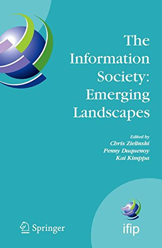 The Information Society: Emerging Landscapes: IFIP International Conference On Landscapes Of ICT And Social Accountability, Turku, Finland, June ... In Information And Communication Technology)