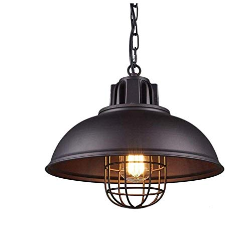 - Ceiling Lights Lamps Chandeliers Pendant Light Fixtures Industrial Fisherman Metal Wire Cage Light Fitting for Kitchen Loft Living Room for Bedroom Living Room Kitchen Aisle Restaurant Bar Cafe, Wen