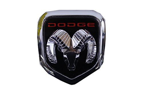 Genuine  Chrysler (55076512) Hood (Chrysler Hood Ornaments)