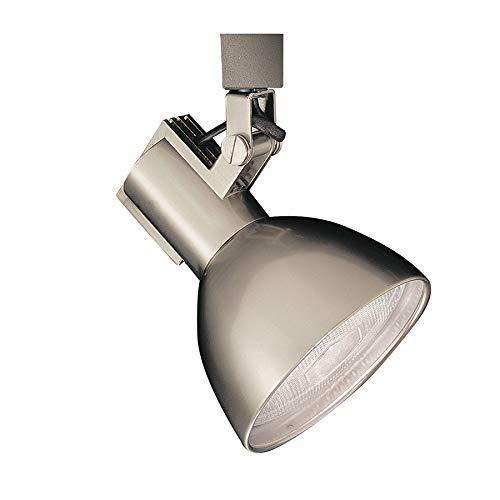 WAC Lighting LTK-775-BN Radiant Line Voltage Track Fixture, Brushed Nickel