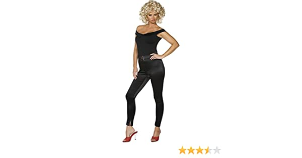Grease Sandy Last Scene Costume - Adult (disfraz): Amazon.es ...