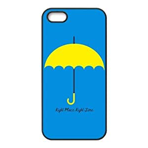 meilz aiaiiPhone 5S Protective Case - How I Met Your Mother Hardshell Carrying Case Cover for iPhone 5 / 5Smeilz aiai